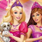 Barbie hercegnő szobája