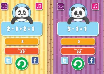 Számolj a pandákkal